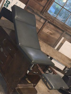 Vintage medical/gynecology exam table for Sale in Portland, OR