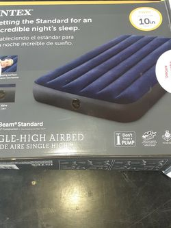 Air Mattress And Pump for Sale in Torrance,  CA