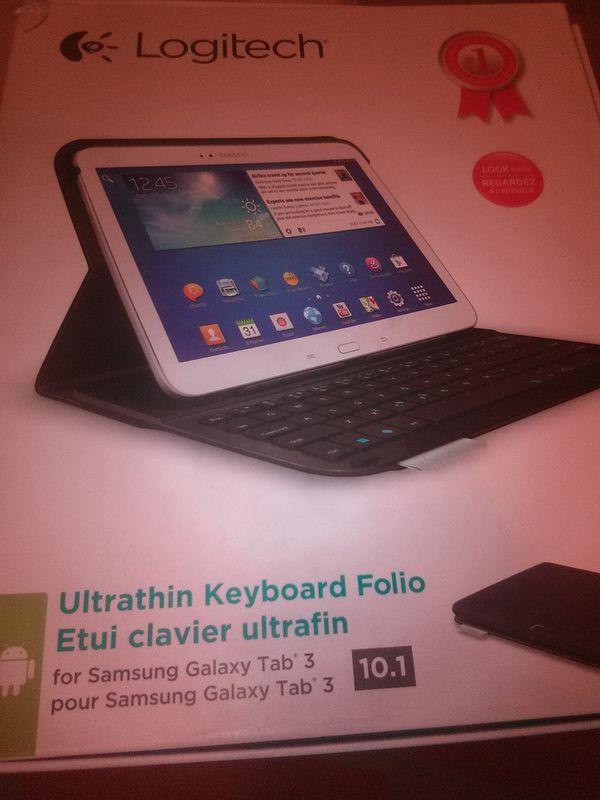 Ultrathin keyboard folio