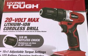20v drill with charger and battery brand new for Sale in Columbus, OH