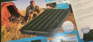 Twin Air Mattress for Sale in Santa Clarita, CA