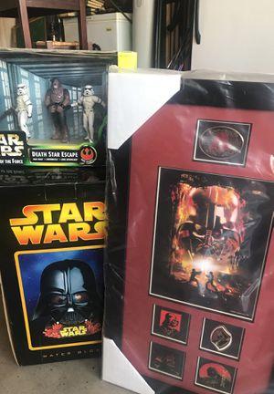 Star Wars stuff for Sale in Queen Creek, AZ