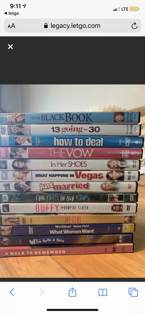 DVDS $20 FOR ALL OR $2 EACH for Sale in Toledo, OH