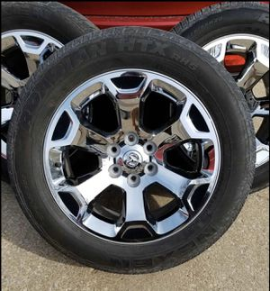 Nexen Roadian HTX RH5 275/55R20 Set of 4 Tires for Sale in Belleville, IL
