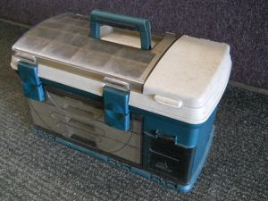 PLANO 737 3-DRAWER TACKLE BOX - PRICE IS FIRM for Sale in Columbus, OH