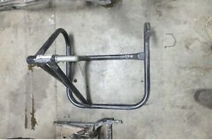 Triumph Genuine Single-Sided Motorcycle Stand for Sale in South San Francisco, CA