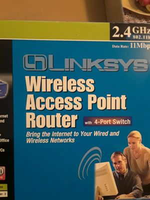 Wireless access router for Sale in Catonsville, MD