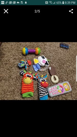 Babies 0/12 month 20 piece toy lot for Sale in Catonsville, MD