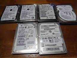 SATA LAPTOP HARD DRIVES 2.5 80GB to 1000GB for Sale in Portland, OR