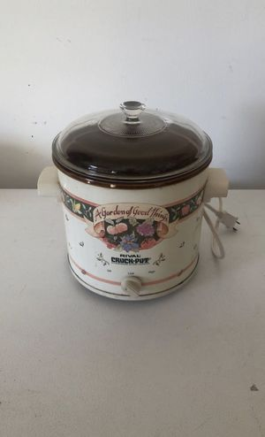 Crock pot for Sale in Fort Myers, FL