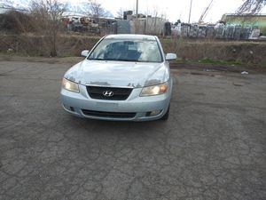 2006 Hyundai sonata GLS VLEAN TITLE for Sale in Salt Lake City, UT