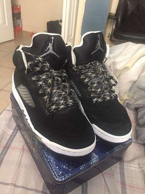 Air Jordan 5 Retro Oreo / Size 8.5 for Sale in Riverview, FL