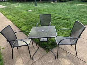 Outdoor furniture set for Sale in Annandale, VA
