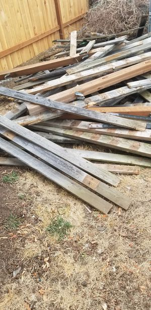 Old fence boards for Sale in Molalla, OR