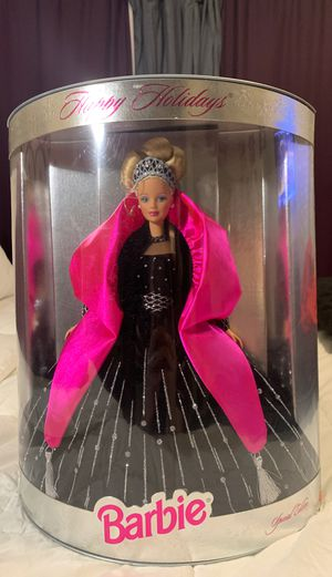 1998 Happy Holidays Barbie for Sale in Lewisville, TX