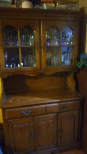 Antique china cabinet for Sale in Pasadena, CA