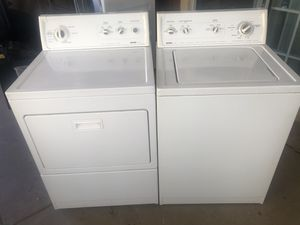 Kenmore set Washer and gas dryer for Sale in San Marcos, CA