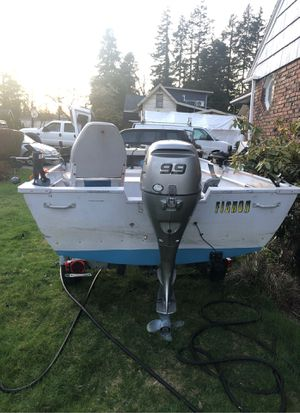 Crest liner Boat for Sale for Sale in Everett, WA