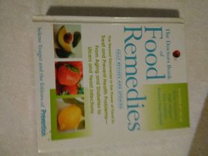 Large book about food remedies for Sale in Hyattsville, MD