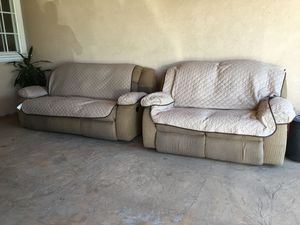 Sofa set for Sale in Lake View Terrace, CA