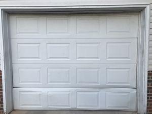 9'x7' Garage Door for Sale in Raleigh, NC