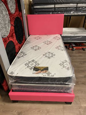 Twin bed only for Sale in Washington, DC
