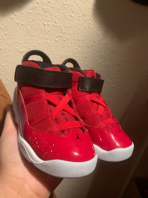 JORDAN 6 RINGS RED for Sale in Houston, TX