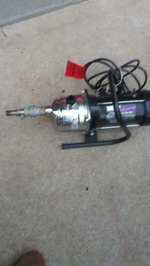 1 HP Stainless Steel Portable Sprinkler Pump for Sale in Atlanta, GA