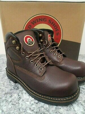 Red Wing Irish Setter Frontier Steel Toe Boots for Sale in Rosemount, MN
