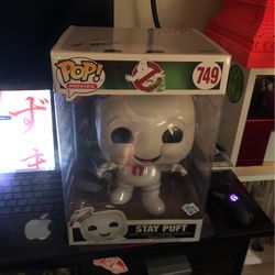 """Funko Pop Figure Stay Puft 10"""" for Sale in Brooklyn,  NY"""