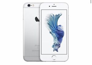 iPhone 6s 16GB silver UNLOCKED GSM for Sale in Columbia, SC