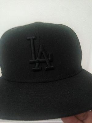 Black LA hat for Sale in Los Angeles, CA