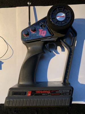 Traxxas TQ remote w/ receiver for Sale in Downey, CA
