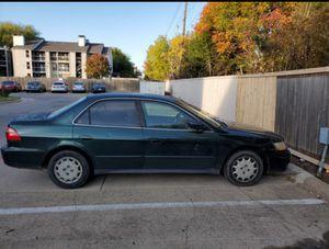 2001 Honda Accord(Title in hand) for Sale in Dallas, TX