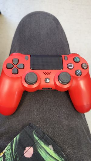Sony PS4 Controller red for Sale in Cedar Park, TX