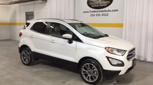 2018 Ford EcoSport for Sale in Cleveland, OH