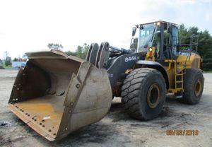 2014 John Deere 844K-II Wheel Loader for Sale in Wallingford, CT