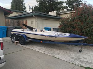 74 sleekcraft sportster jet boat for Sale in Vacaville, CA