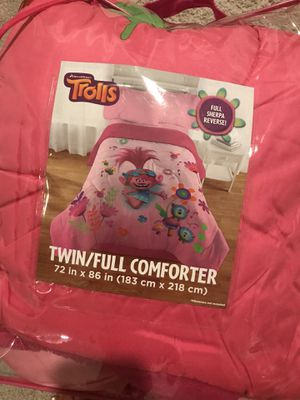 Trolls comforter for Sale in Kissimmee, FL