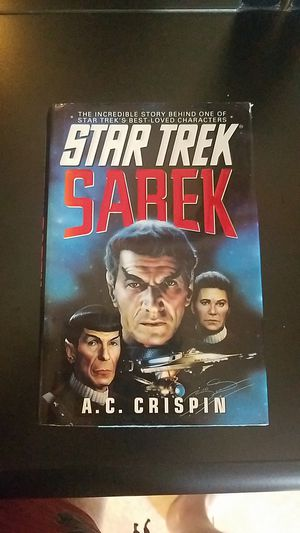 Star Trek Sarek Book for Sale in Coral Springs, FL
