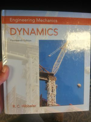 Engineering dynamics 14th edition for Sale in Roanoke, VA