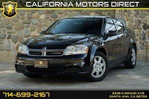 2014 Dodge Avenger for Sale in Santa Ana, CA