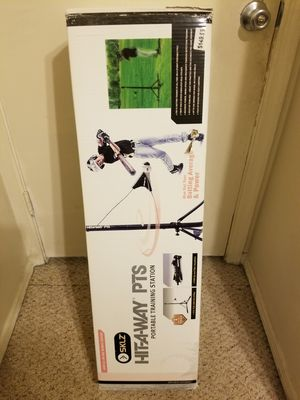 NEW SKLZ HIT-A-WAY Portable Baseball Batting / Hitting Training System for Sale in Marietta, GA