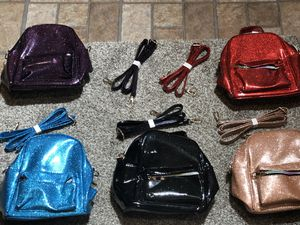 Mini glitter backpacks for Sale in Cleveland, OH