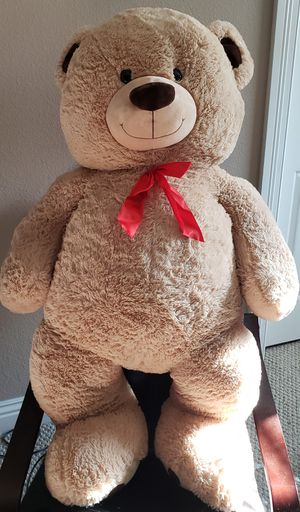 "Giant 52"" Soft Teddy Bear for Sale in Las Vegas, NV"