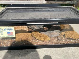 reptile tank for Sale in Chula Vista,  CA
