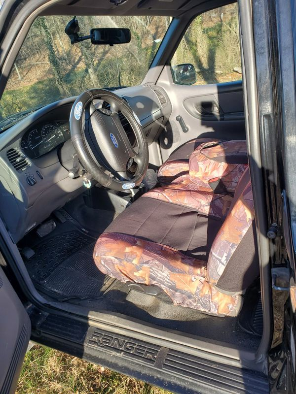 Ford ranger edge 2001 1500...