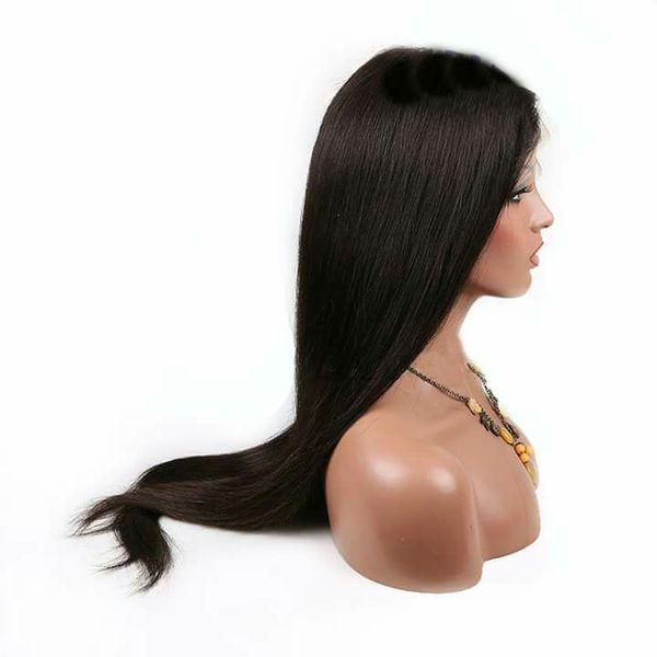360 Lace frontal or wigs- Raw Virgin or Remy affordable!