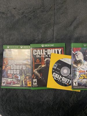 Xbox one games for Sale in Lehigh Acres, FL