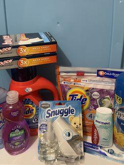 Tide Laundry Bundle for Sale in Auburn,  ME